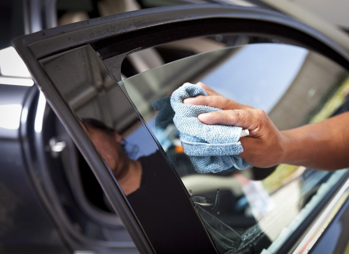 película térmica para vidros automotivos